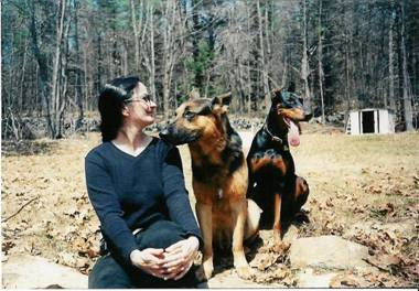 Doc de Bruce Lee BH and Jane Doe v. DRU BH with Julia McDonough dog trainer